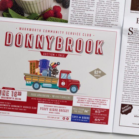 Warkworth Service Club donnybrook