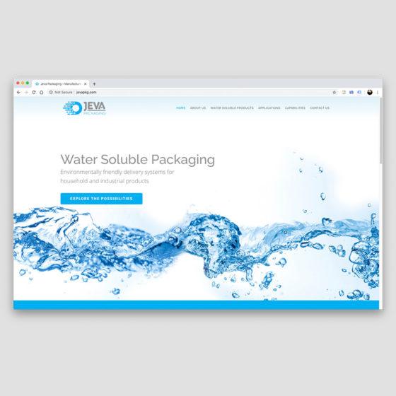 JEVA Packaging - Water Soluble Packaging